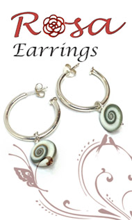 Rosa Earring Charms
