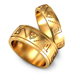 Bespoke Handmade Wedding Rings By Atelier Uk
